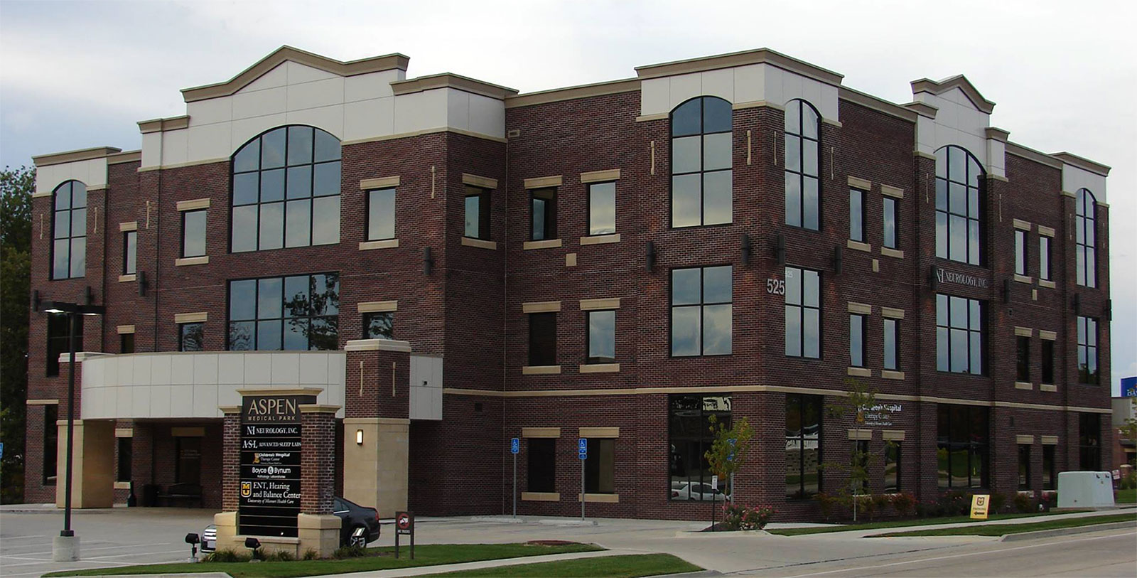 Neurology Inc Building - Mid Missouri Medical Group